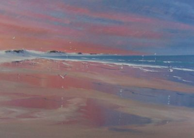 'END OF THE DAY'1.8x90cm