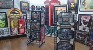 the framer iconmemorabilia framing shop adelaide